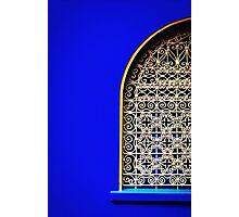 Blue Majorelle Photographic Print