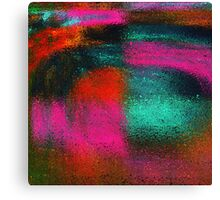 Ordering Disorder II Canvas Print