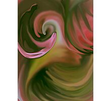 ABSTRACT  MY WAY Photographic Print