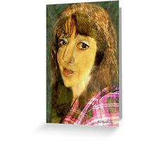 Michelle, Ma Belle Greeting Card