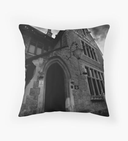 The Old Rectory- Leybourne Throw Pillow