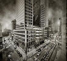 City feel by Laurent Hunziker