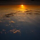 Inverted Sunset by Brian Leadingham