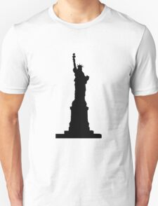 Statue of Liberty (silhouette) T-Shirt