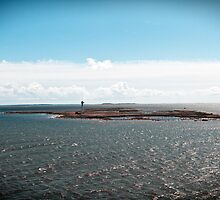 Sea. an Islet. by tutulele