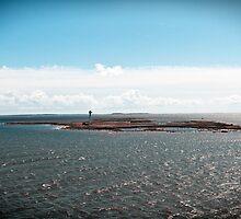 Sea. an Islet. by tutulele