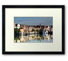 The Shore, Leith, Edinburgh Framed Print