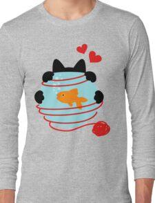 Wool Web Long Sleeve T-Shirt