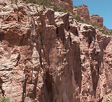GRAND CANYON 7 by Till  Baron von Grotthuss