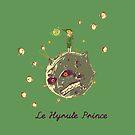 Le Hyrule prince by Harantula