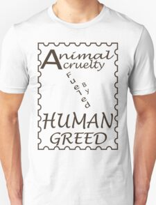 Animal Cruelty T-Shirt