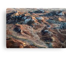 Painted Sands of Australia Canvas Print