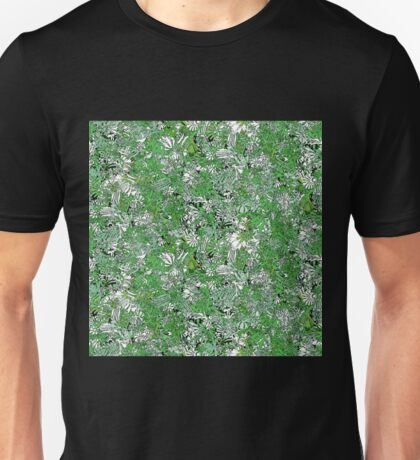 Colourful green plants T-Shirt