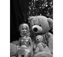 stuffed bear Photographic Print