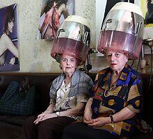 At the Hairdresser's by Ellen van Deelen