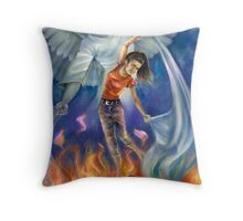 Dancing Victory Throw Pillow