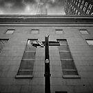 Ground zero cross by Laurent Hunziker
