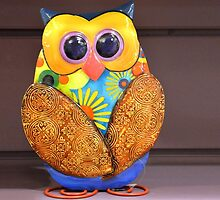 Owl for sale by Arie Koene