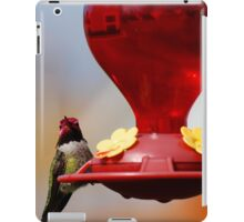 Who's Watching Who? iPad Case/Skin