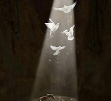 Freedom by Tamer ElSharouni by Cindy El Sharouni