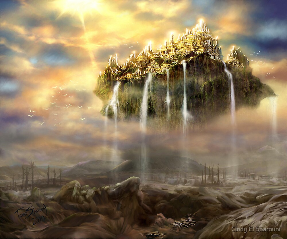 Kingdom Come by Tamer ElSharouni by Cindy El Sharouni