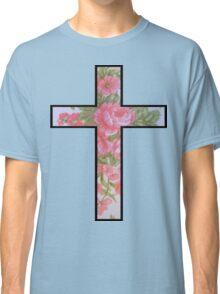 Roses Cross Classic T-Shirt