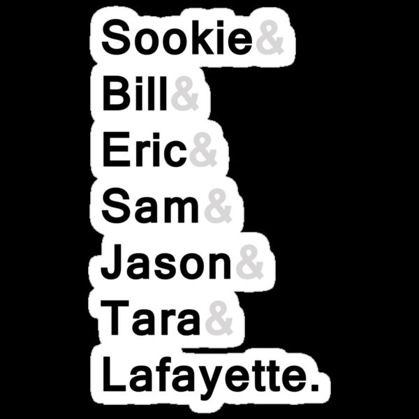 Sookie&co ( v.2 ) by weRsNs