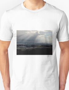abstract hilly landscape T-Shirt