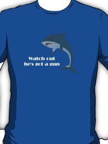 shark gun T-Shirt