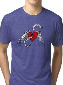 Heart Music Tri-blend T-Shirt