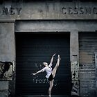 Molly. Fred Ash Building by urbanballerina
