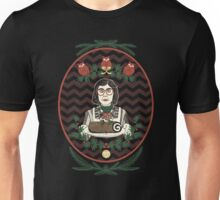 Yule Log Lady Unisex T-Shirt