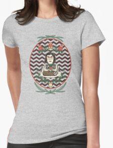 Yule Log Lady T-Shirt