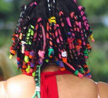 Fancy Hair by Kam Johnson