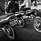 Cambodia Noir - On Your Marks by Tyson Battersby