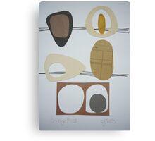 Collage 110 Canvas Print