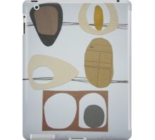 Collage 110 iPad Case/Skin