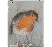 I Love Snow iPad Case/Skin