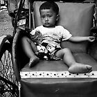 Cambodia Noir - Just a Boy by Tyson Battersby