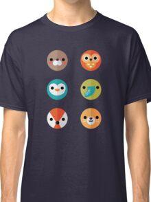 Smiley Faces - Set 2 Classic T-Shirt