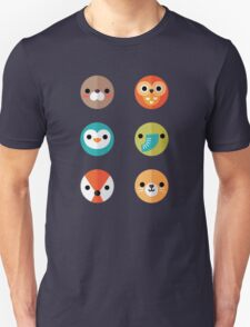 Smiley Faces - Set 2 T-Shirt