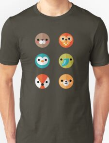 Smiley Faces - Set 2 T-Shirt