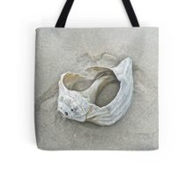 Sculpture by the Atlantic Ocean Tote Bag