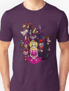 Peach in Mushroomland T-Shirt