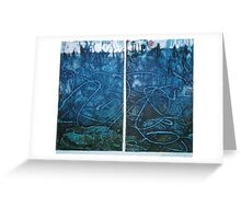 Beautiful Water Scape Number 2 Greeting Card