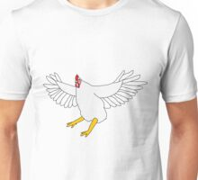 A Giant Chicken Unisex T-Shirt