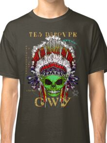FIRST NATION CHEROKEE ALIEN Classic T-Shirt