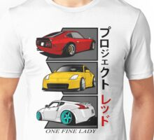 One Fine Lady Unisex T-Shirt