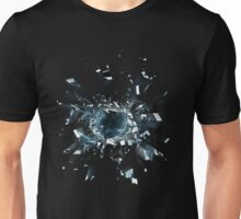 And the storm broke Unisex T-Shirt