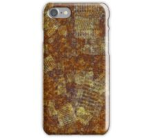 PastoCamo 11 iPhone Case/Skin